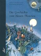 Cover-Bild zu Die Geschichte vom blauen Planeten von Magnason, Andri Snaer