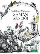 Cover-Bild zu Zaman Sandigi von Snaer Magnason, Andri