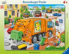 Cover-Bild zu Müllabfuhr