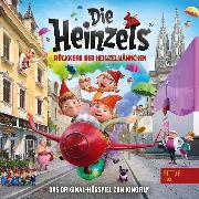 Cover-Bild zu Die Heinzels - Rückkehr der Heinzelmännchen (Das Original-Hörspiel zum Kinofilm) (Audio Download) von Karallus, Thomas