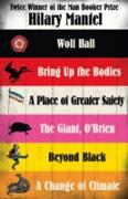 Cover-Bild zu Hilary Mantel Collection: Six of Her Best Novels (eBook) von Mantel, Hilary
