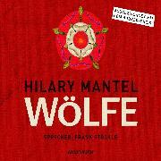 Cover-Bild zu Wölfe (Audio Download) von Mantel, Hilary