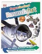 Cover-Bild zu Superchecker! Raumfahrt