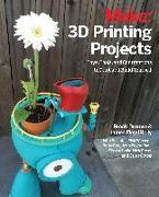 Cover-Bild zu 3D Printing Projects von Drumm, Brook