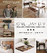 Cover-Bild zu eBook One-Day DIY: Modern Farmhouse Furniture