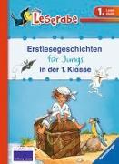 Cover-Bild zu Erstlesegeschichten für Jungs in der 1. Klasse von Klein, Martin