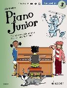 Cover-Bild zu Piano Junior: Klavierschule 3 von Heumann, Hans-Günter