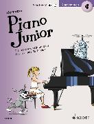 Cover-Bild zu Piano Junior: Konzertbuch 4 von Heumann, Hans-Günter