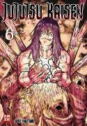 Cover-Bild zu Jujutsu Kaisen - Band 6 von Akutami, Gege