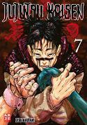 Cover-Bild zu Jujutsu Kaisen - Band 7 von Akutami, Gege