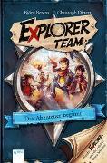 Cover-Bild zu Explorer Team. Das Abenteuer beginnt! von Berenz, Björn