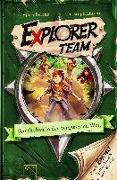 Cover-Bild zu Explorer Team. Verschollen in der vergessenen Welt von Berenz, Björn