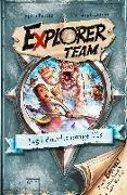 Cover-Bild zu Explorer Team. Jagd durchs ewige Eis von Berenz, Björn