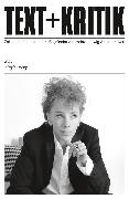 Cover-Bild zu eBook TEXT + KRITIK 225 - Sibylle Berg