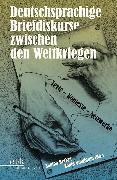 Cover-Bild zu eBook Deutschsprachige Briefdiskurse zwischen den Weltkriegen