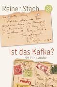 Cover-Bild zu Ist das Kafka? von Stach, Reiner