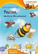 Cover-Bild zu Paulina, die kleine Wiesenhummel von Kirschbaum, Hanna