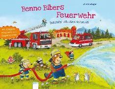 Cover-Bild zu Benno Bibers Feuerwehr von Kugler, Christine
