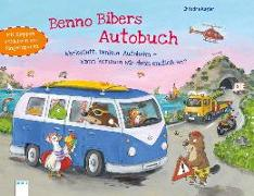 Cover-Bild zu Benno Bibers Autobuch von Kugler, Christine