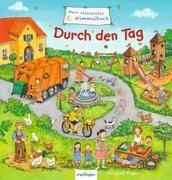 Cover-Bild zu Mein allererstes Wimmelbuch: Durch den Tag von Kugler, Christine (Illustr.)