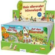 Cover-Bild zu Mein allererstes Wimmelbuch: Mein allererster Wimmelspaß von Schumann, Sibylle