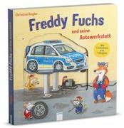 Cover-Bild zu Freddy Fuchs und seine Autowerkstatt von Kugler, Christine