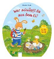 Cover-Bild zu Wer schlüpft da aus dem Ei? von Kugler, Christine