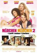 Cover-Bild zu Mädchen Mädchen 2 - Loft oder Liebe von Peren, Maggie