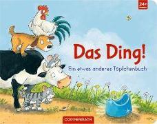 Cover-Bild zu Das Ding! von Schmidt, Hans-Christian