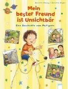 Cover-Bild zu Mein bester Freund ist Unsichtbär von Herzog, Annette
