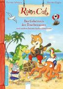 Cover-Bild zu Robin Cat. Das Geheimnis der Drachennasen und andere katzenstarke Abenteuer von Seltmann, Christian