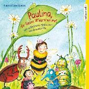 Cover-Bild zu Paulina, die kleine Wiesenhummel (Audio Download) von Kirschbaum, Hanna