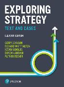 Cover-Bild zu Exploring Strategy von Johnson, Gerry