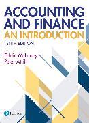 Cover-Bild zu Accounting and Finance: An Introduction 10th von McLaney, Eddie