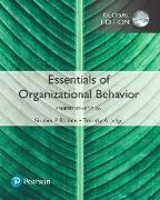 Cover-Bild zu Essentials of Organizational Behavior, Global Edition von Robbins, Stephen P.