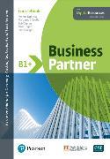 Cover-Bild zu Business Partner B1+ Coursebook with Digital Resources