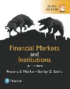 Cover-Bild zu Financial Markets and Institutions, Global Edition von Eakins, Stanley