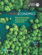 Cover-Bild zu Microeconomics, Global Edition von Acemoglu, Daron