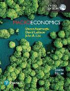 Cover-Bild zu Macroeconomics, Global Edition von Acemoglu, Daron