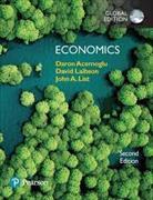 Cover-Bild zu Economics plus Pearson MyLab Economics with Pearson eText, Global Edition von Acemoglu, Daron