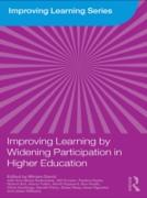 Cover-Bild zu Improving Learning by Widening Participation in Higher Education (eBook) von David, Miriam (Hrsg.)