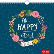 Cover-Bild zu Oh happy day! 2021