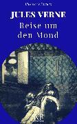 Cover-Bild zu Reise um den Mond (eBook) von Verne, Jules
