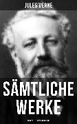 Cover-Bild zu Gesammelte Werke (Über 70 Titel in einem Band) (eBook) von Verne, Jules