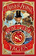 Cover-Bild zu Reise um die Erde in 80 Tagen von Verne, Jules