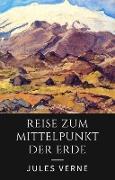 Cover-Bild zu Reise zum Mittelpunkt der Erde (eBook) von Verne, Jules