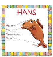 Cover-Bild zu Namenskalender Hans