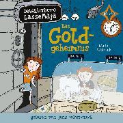 Cover-Bild zu Detektivbüro LasseMaja - Das Goldgeheimnis (Audio Download) von Widmark, Martin