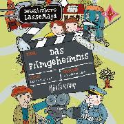 Cover-Bild zu Detektivbüro LasseMaja - Das Filmgeheimnis (Audio Download) von Widmark, Martin