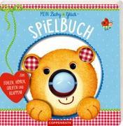 Cover-Bild zu Mußenbrock, Anne (Illustr.): Mein BabyGlück-Spielbuch
